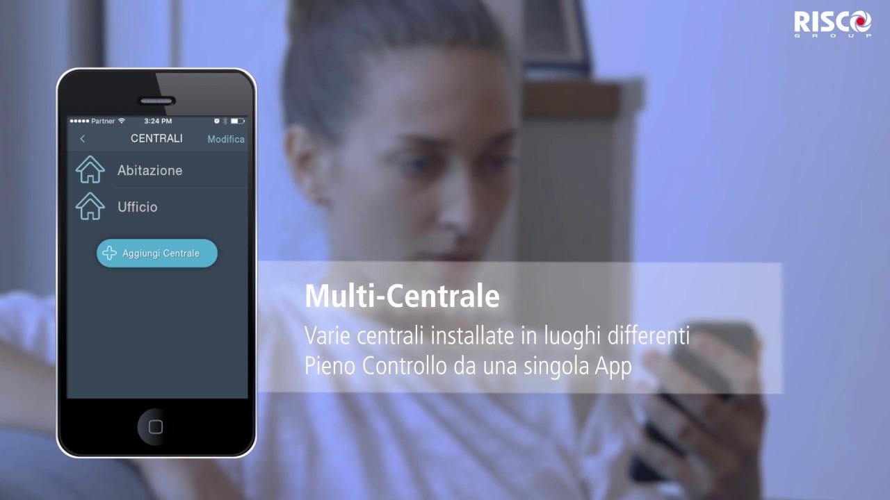 I Tecnici Srl Rimini - Video verifica allarmi Risco Group - YouTube