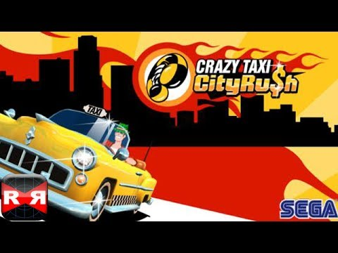 Crazy Taxi: City Rush - Universal iPhone/iPad/iPod Touch Gameplay