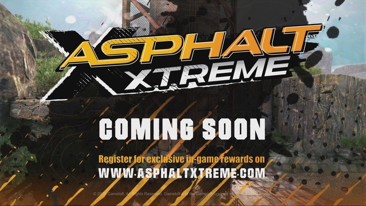 Asphalt Xtreme [Download Mod Hack] V 1 1 4a APK + OBB (2)