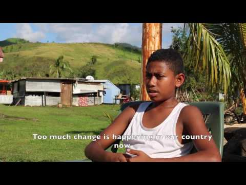 """""""Nadraki"""" - Cyclone Winston and Climate Change in Fiji - From the people's point of view"""