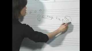음악기초이론1 음계