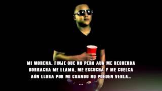 Mi Morena (Letra) Jhonny Lexus