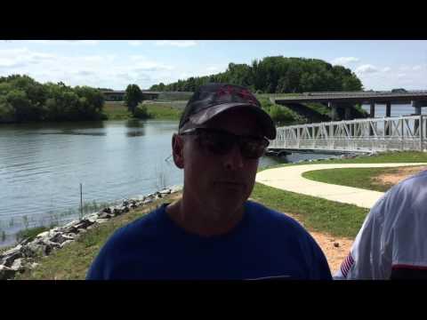Mark Winn & Michael Nichols  Wins Angler's Choice Kerr Lake 6 7 15