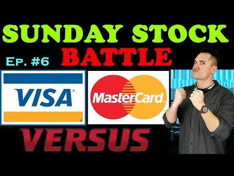 Better Stock Buy: VISA vs MASTERCARD - (V and MA Stock Analysis 2019)