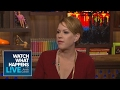 Molly Ringwald Asks Andy Cohen How His Teeth Are So White Host Talkative WWHL mp3