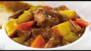 Home-made Hearty Beef Stew