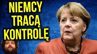 Niemcy OFICJALNIE Tracą Kontrolę - Policja Bezradna - Komentator
