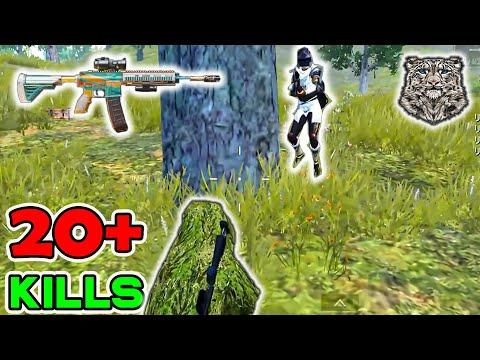 Best Squad Kill | PUBG MOBILE | LEOPO