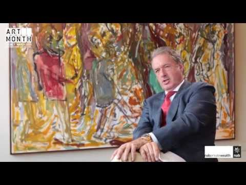 NAB Private Wealth in conversation with art collector and galleries James Erskine