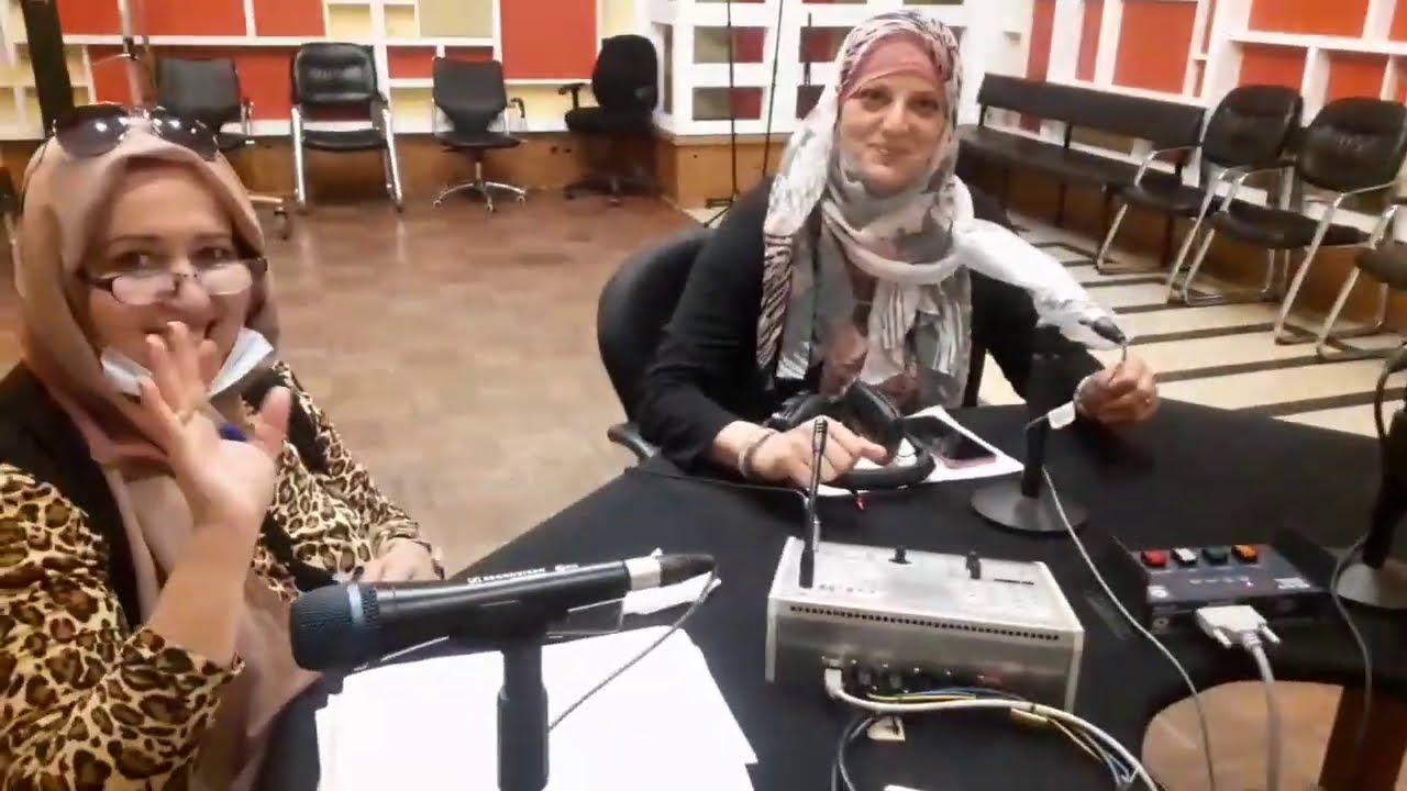 كواليس مروري فالإذاعة قناة الأولى 🤩😍😉