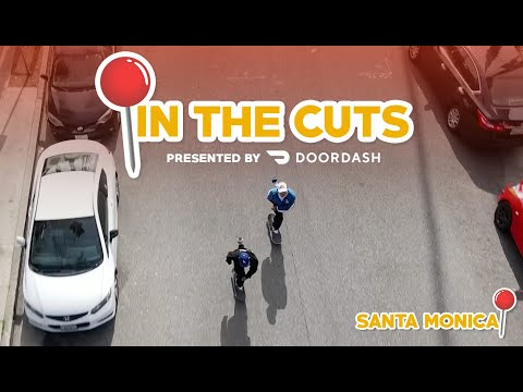 Alex Midler Gives You The Santa Monica Tour | In The Cuts Presented By DoorDash