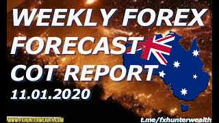 Weekly Forex Forecast 12th - 17th January 2020