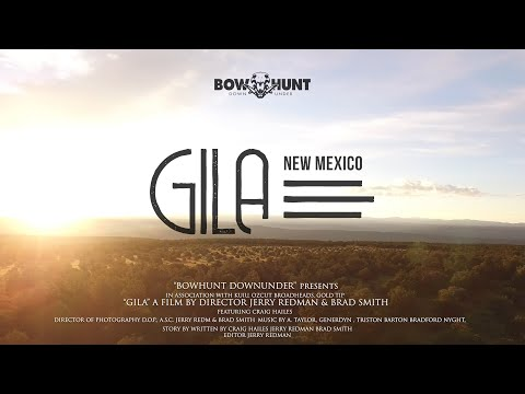 Gila I NEW MEXICO ELK BOWHUNTING FILM [Bowhunt Downunder]