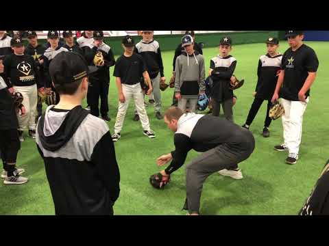 Mic'd Up at First Infield Workout