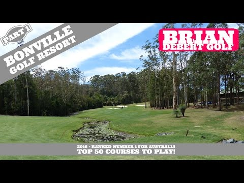 Bonville Golf Resort, Coffs Harbour NSW - Vlog (Part 1) Top 50 Australia Ranked Course