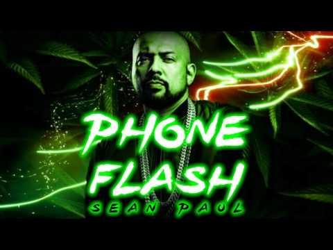 Sean Paul - Phone Flash Snippet Gum And Grabba Riddim prod by Startrucks Records