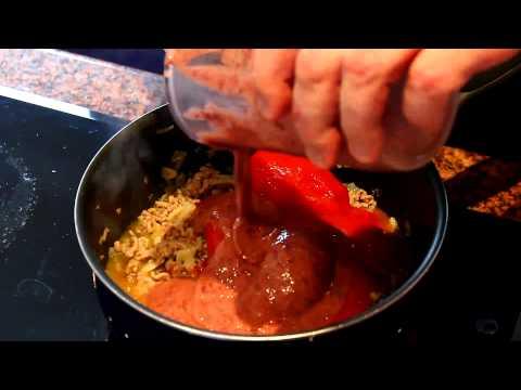 Jak zrobić chili con carne :)
