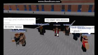WHMS Roblox Fight