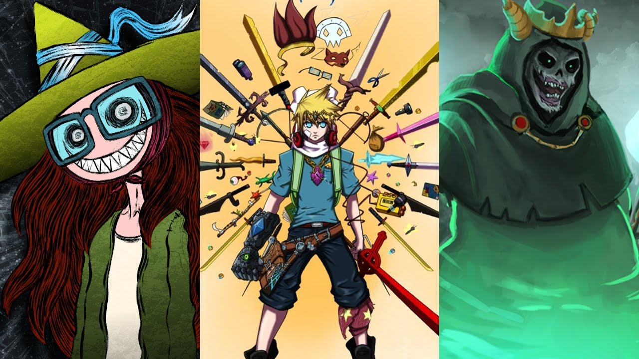 Top 50 strongest Adventure Time characters! (ver 2) - OLD! - YouTube