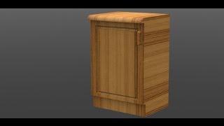 Solidworks: Making Kitchen Cupboard