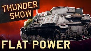 Thunder Show: Flat power