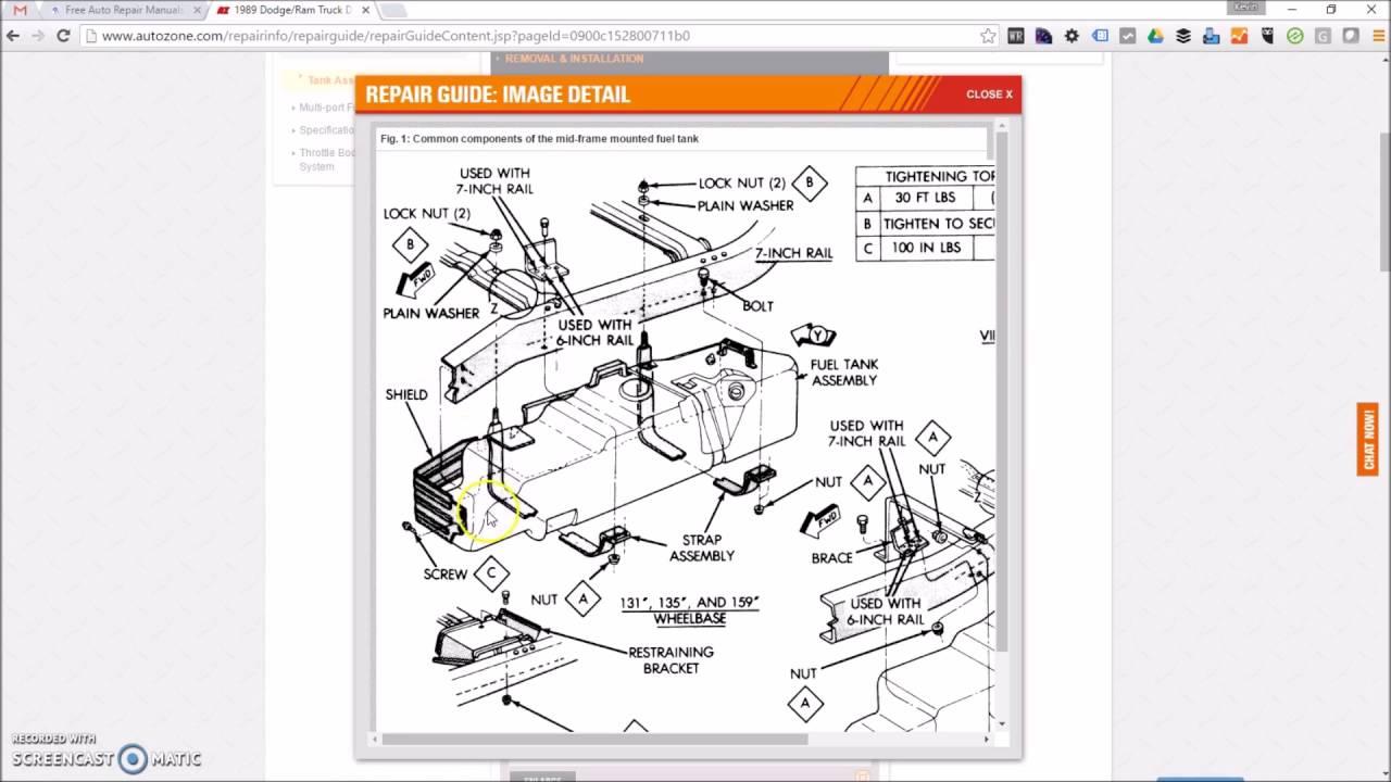 Free Auto Repair Manuals Online, No Joke  YouTube