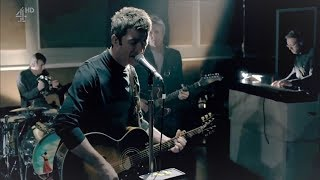 Gambar cover Don't Look Back in Anger (Live at RAK Studios) - NG's HFB | The Great Songwriters