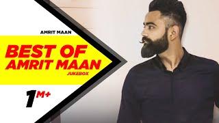 Best Of Amrit Maan Jukebox Latest Punjabi Songs 2018 Speed Records