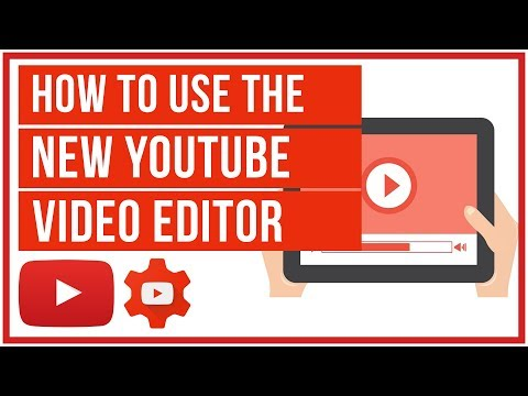 How To Use The YouTube Video Editor - Full Tutorial (2019)