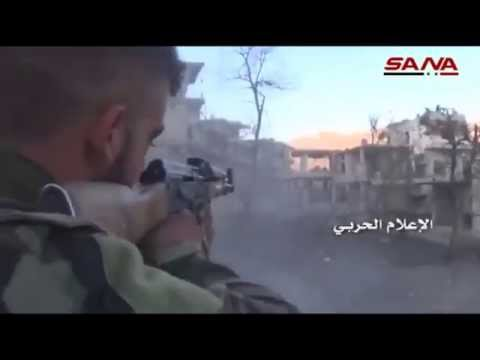 Syrian War 2015 - Battle of Zabadani, SAA and Hezbollah captured terrorist