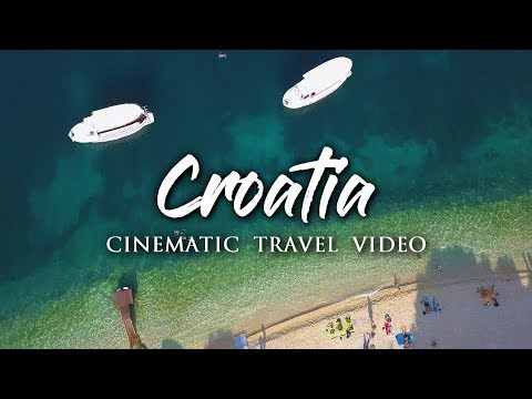 Croatia - Cinematic Travel Video