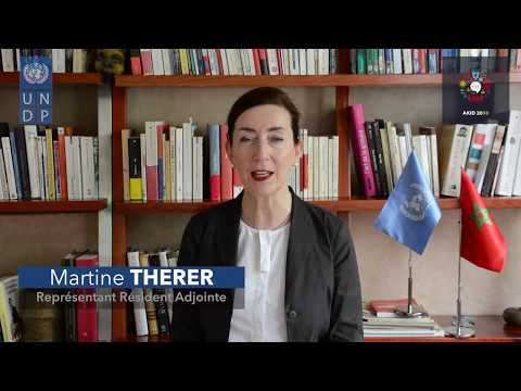 Plateforme AKID2030 - Message de Mme Martine THERER