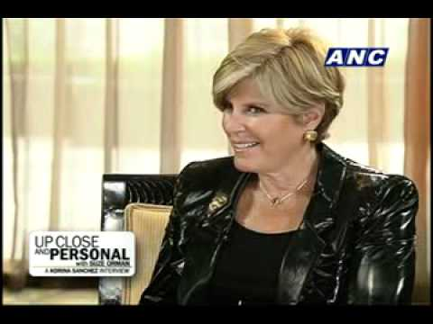 ANC Up Close and Personal with Suze Orman: A Korina Sanchez Interview 2/3