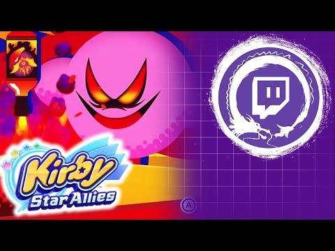 ULTIMATE CHOICE RUN! | Kirby Star Allies | Stream Four Star