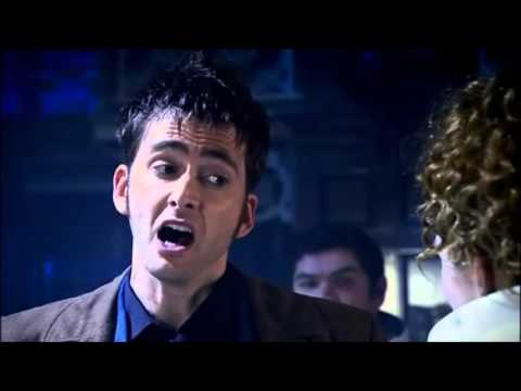 Doctor Who - Silence in the Library - The Doctor meets River Song