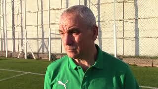 Sivasspor Teknik Direktörü Rıza Çalımbay takımına güveniyor - SİVAS