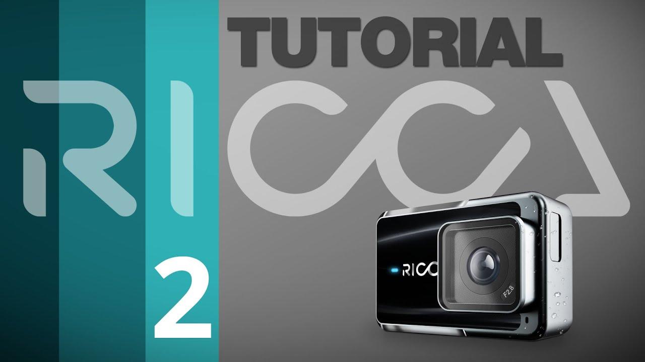 FeiyuTech RICCA 4K Camera - TUTORIAL 2/2 - RICCA APP & G6 Gimbal Integration