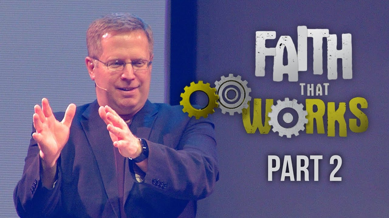 """Download """"Faith That Works"""" Part 2 - Pastor Raymond Woodward"""