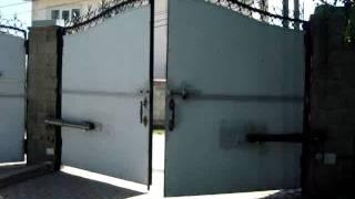автоматика для распашных ворот LABOR-III(, 2011-11-08T11:16:42.000Z)