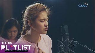 Repeat youtube video Playlist: Julie Anne San Jose – Tadhana (Ilumina theme song)
