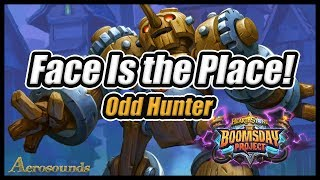 Face Is The Place! Odd Hunter Hearthstone - Viewer Suggestion
