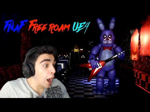 Thumbnail: BONNIE ATTACKS WITH HIS GUITAR!! - 3 FNaF Games (Final Hours 2, FNAF Unreal Engine 4, Spooky's Mod)