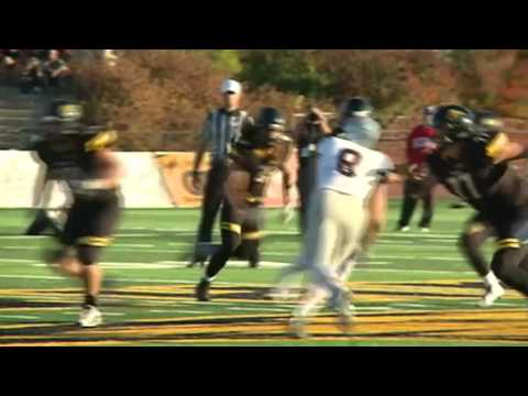11/5/16 - Football - UW-La Crosse 29, UW-Oshkosh 51