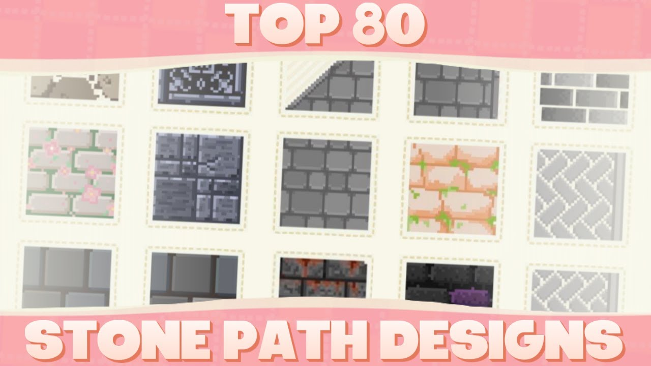 Top 80 Custom Stone Path Designs For