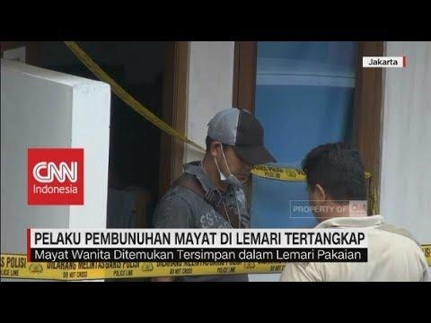 Pelaku Pembunuhan Mayat di Dalam Lemari Tertangkap Mp3