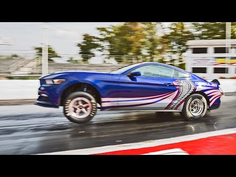 ► 2016 Cobra Jet Mustang - Official Launch