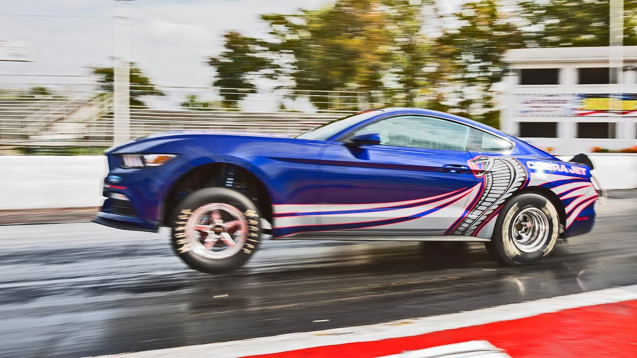 Mustang Cobra Jet >> 2016 Cobra Jet Mustang Official Launch