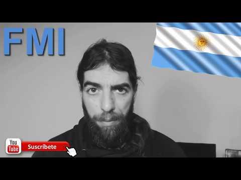 ¿ Qué pasa en Argentina y el FMI? Mi visión de futuro de la Crisis Argentina
