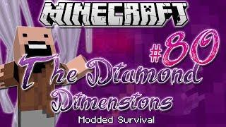 "Video ""I AM NOTCH!""   Diamond Dimensions Modded Survival #80   Minecraft download MP3, 3GP, MP4, WEBM, AVI, FLV Juni 2018"