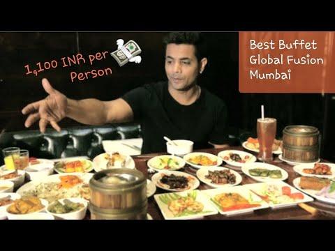 Where to get Best buffet in MUMBAI